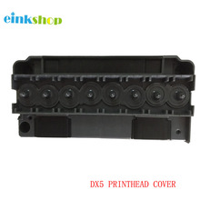 einkshop DX5 Solvent Printhead Cover Adapter For Epson R1900 R1800 R2000 R2880 4880 4450 7880 For Mimaki JV33 JV5 DX5 Print head недорго, оригинальная цена