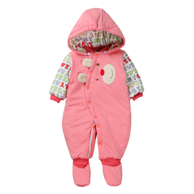 Baby Rompers Clothes Baby Clothing Winter Newborn Baby Boy Girl Clothes Fleece Jumpsuit Overalls Next Baby Snowsuit Costume 7cm large size jp hand done animation crystal dragon ball set genuine model toy gift action figures anime toys kids