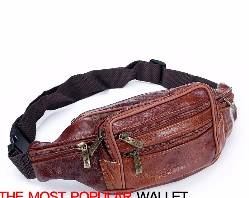 мужская сумка на пояс FONMOR фото