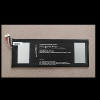 Battery for Jumper EZbook 3 Pro Tablet PC EZbook3 New Li Polymer Rechargeable Accumulator Replacement HW3487265 7.6V 4500mAh