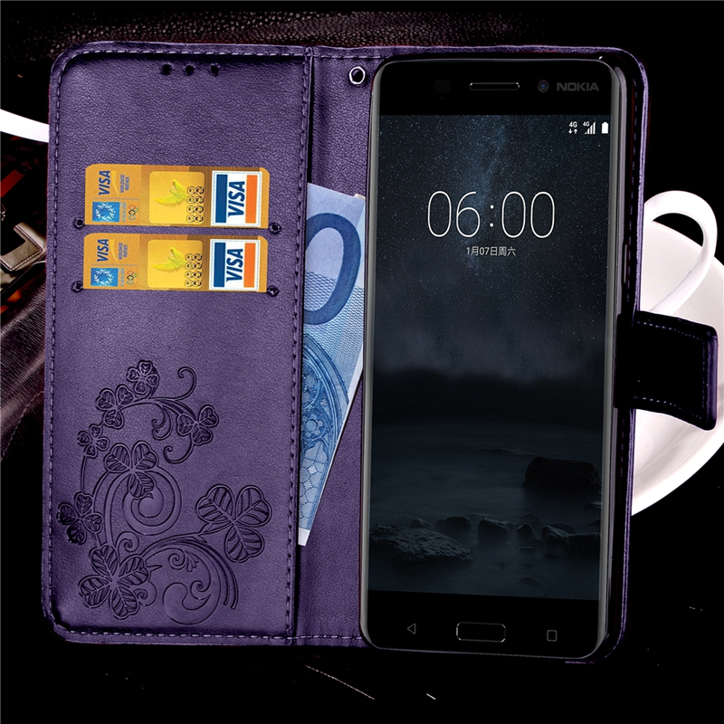 Clothing, Shoes & Accessories Helpful Nokia 3 6 Case Flip Stand Pu Leather Case Cover For Nokia 5 6 7 9 Case For Nokia 8 Lumia 640 650 950 950 Xl Phone Bag Case Skin Bringing More Convenience To The People In Their Daily Life