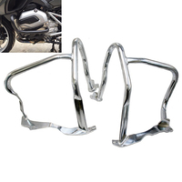 New Motorcycle Chrome Front Engine Guard Highway Crash Bar Bumpers Protection For BMW R1200RT 2014 2015 2016 2017 2018 R1200R T