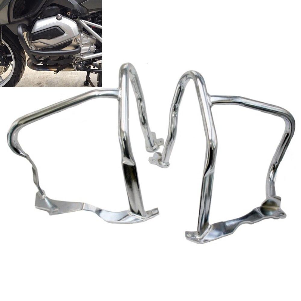 Nouveau Moto Chrome Avant Garde Moteur Autoroute Accident Bar Pare-chocs Protection Pour BMW R1200RT 2014 2015 2016 2017 2018 R1200R T