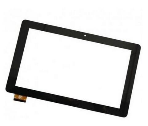 New Touch Screen Digitizer Sensor For 10.1 ODYS Ieos Next 10 Tablet Outer Touch Panel Replacement Glass Free Shipping new touch screen touch panel glass sensor digitizer replacement for 8 inch odys winkid 8 tablet free shipping