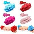 Infantil Ruffle Skirt Pants + Headband Kid traje Bloomers para la niña de 80 - 100 cm para opciones