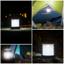 Lantern Portable LED Lights Rechargeable Lamp Camping Hiking Fishing Excursion Exporation light