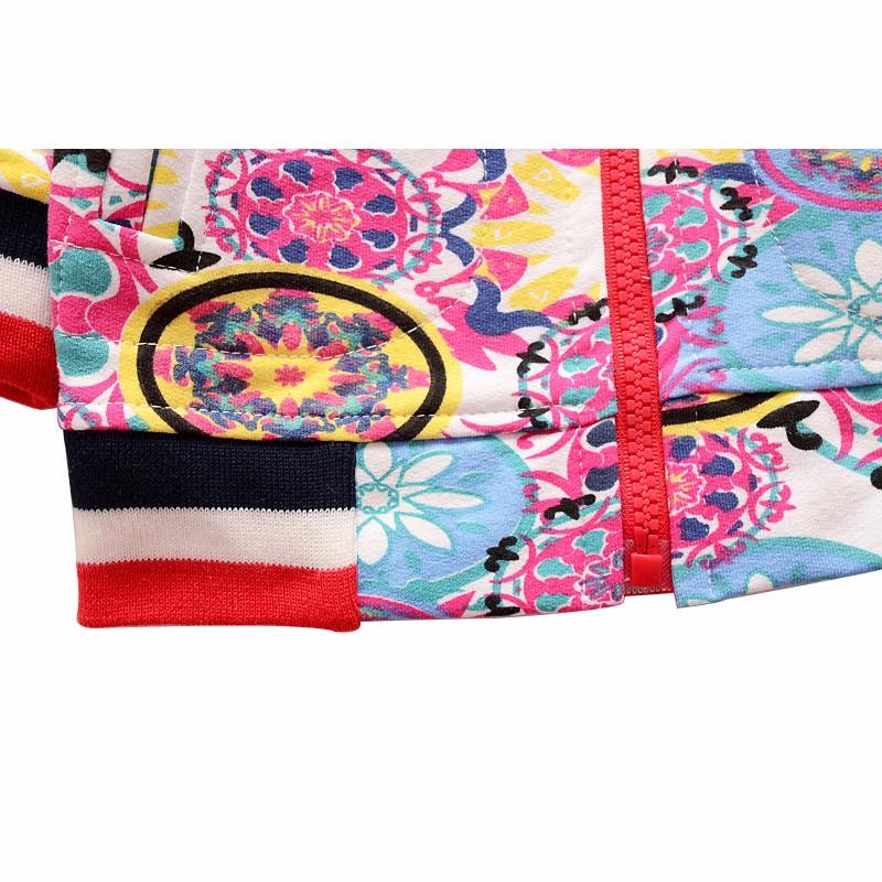 New Baby Coats Print Boys Girls Jackets Spring Autumn V Neck Cardigan Coat Fashion Infant Cotton Coat 7-24 Months Baby Clothing (7)