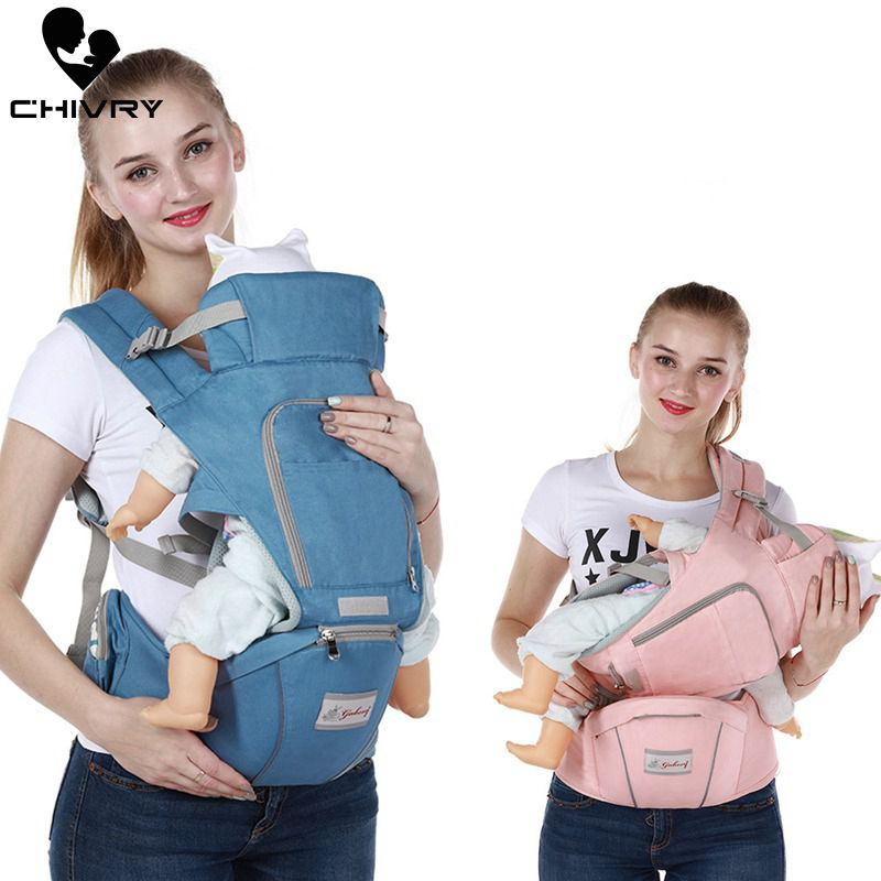 Breathable Front Facing Baby Carrier Comfortable Sling Backpack Pouch Wrap Baby Kangaroo Adjustable Safety Carrier 0 36 Months
