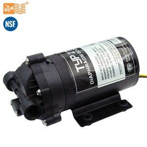 Image 1 - Coronwater 75gpd su filtresi RO hidrofor pompası 2766NH artırmak ters osmoz sistemi basınç