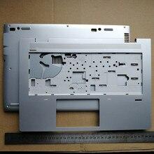 New laptop upper case base cover palmrest +bottom case for HP