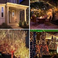 10 M USB LED Energy Saving Wedding Festival Christmas Halloween Decoration Outdoor Waterproof Light Post A2