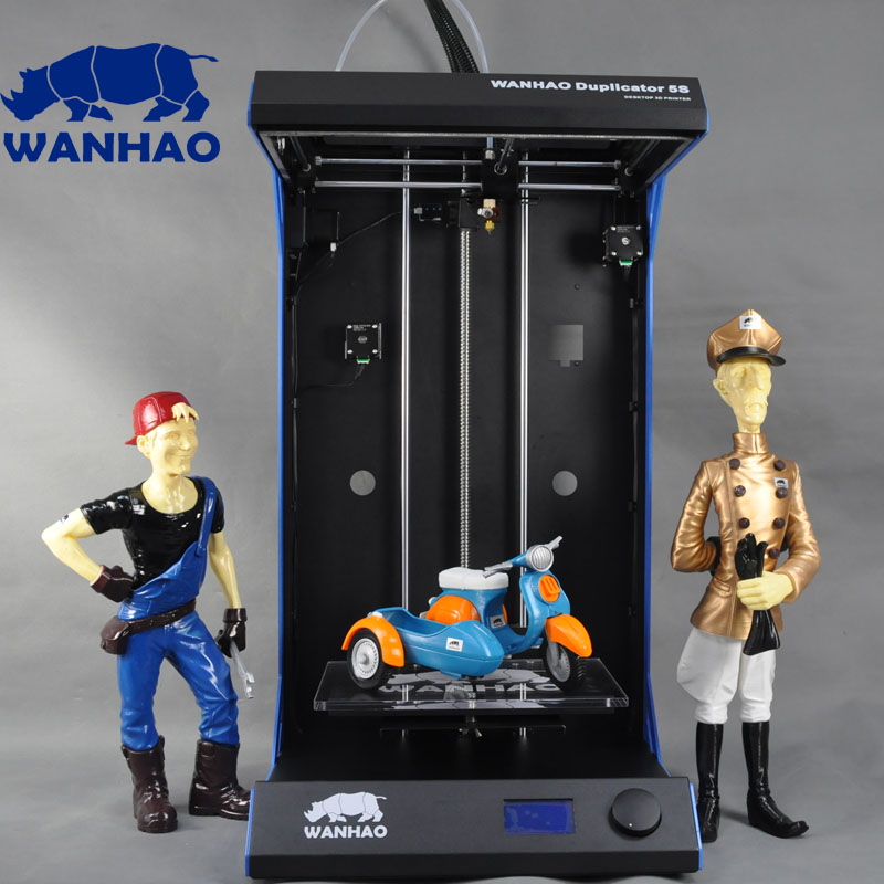 WANHAO D5S Newest Magical 3D Ultimate 3D Printer