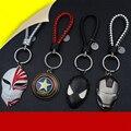 Avengers nmd Llavero Bolso Femenino Adornos Adornos Coche Llavero chaveiro Pareja Regalos En Línea Femenina Al Por Mayor Envío Gratuito