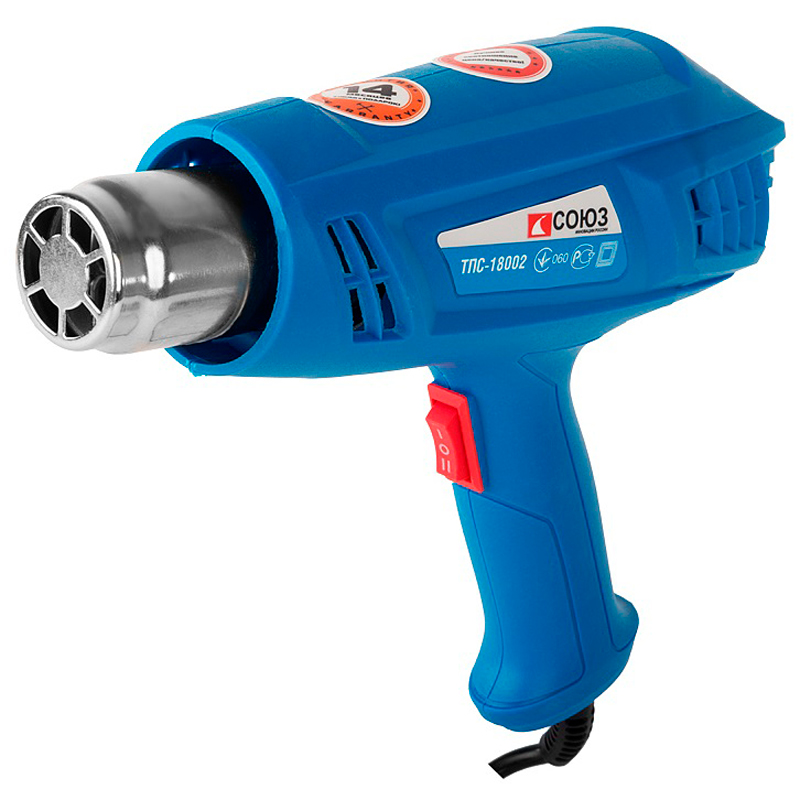 Heat gun SOYUZ TPS-18002 yihua 862d 110v 220v 720w constant temperature antistatic soldering station solder iron heat air gun