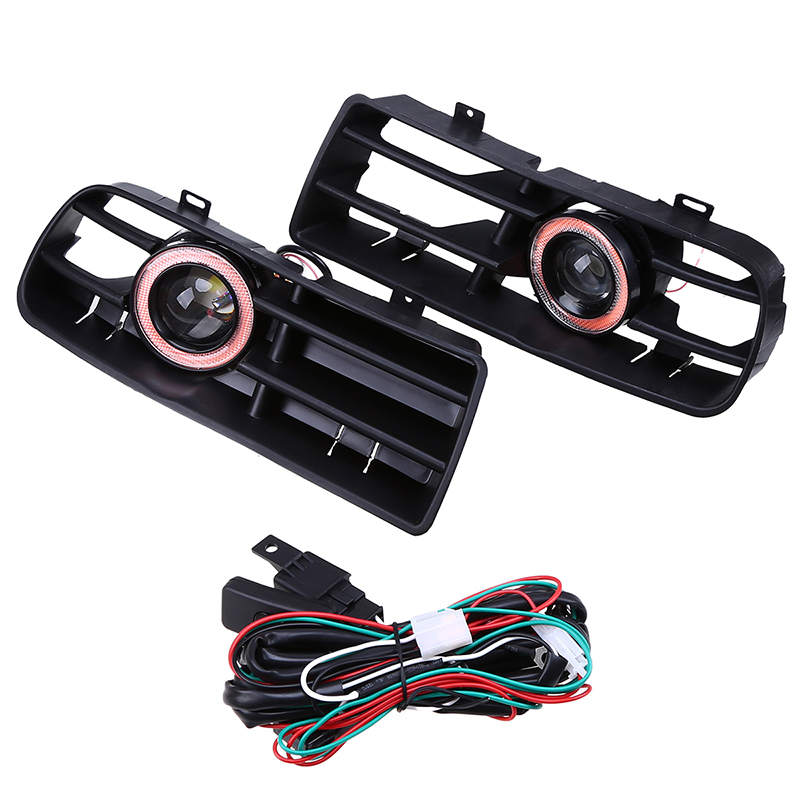 Replacement Car Parts : New hot auto car parts replacement led running fog lights