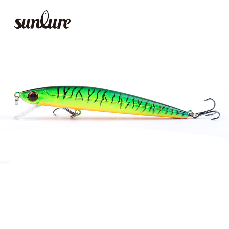 1PCS 11cm 8.8g Floating Minnow Fishing Lure Fish carp bait Tackle Crankbait Artificial Japan Hard fake lure Bait Swimbait ZB235 laser fishing minnow lure crankbait tackle 9cm 7 2g hard artificial bait type treble hook carp lure