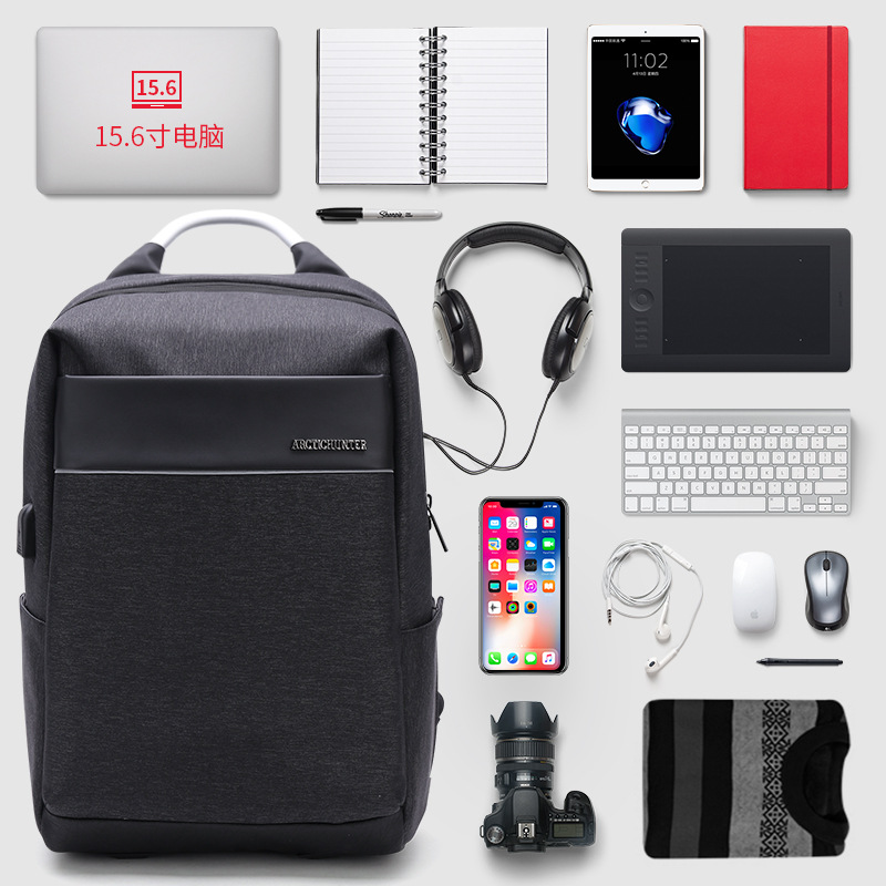2019 new computer backpack male European and American trend bag British business backpack men casual outdoor2019 new computer backpack male European and American trend bag British business backpack men casual outdoor