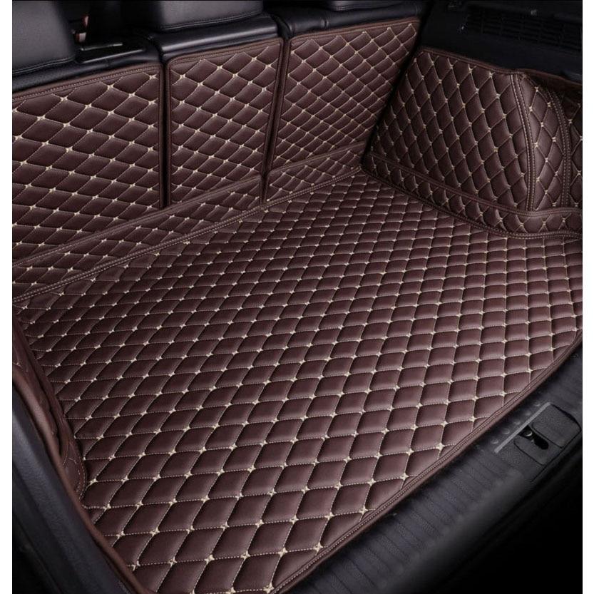 Tapis de coffre de voiture sur mesure pour hyundai elantra 2017 ix35 i30 ix45 ix25 Veloster accessoires de voiture tapis de coffre