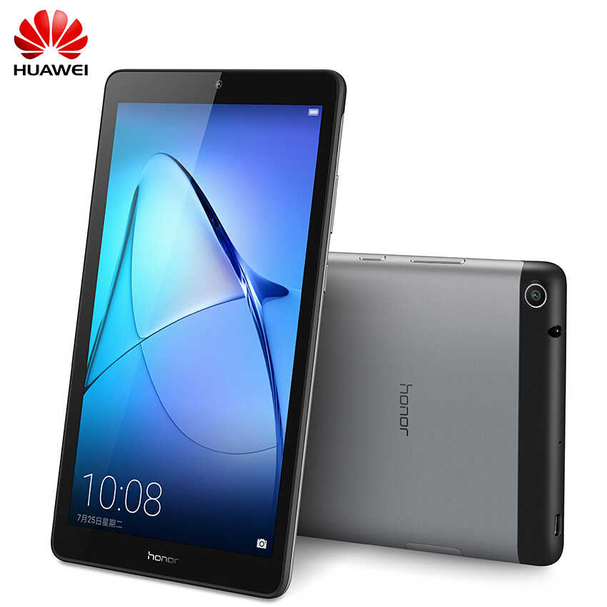 Cargadores de coche Huawei Mediapad T3 7,0 pulgadas Huawei Honor juego Tablet 2 2GB 16GB Android 6,0 WIFI Tablet PC MT8127 quad Core GPS IPS 1024*600