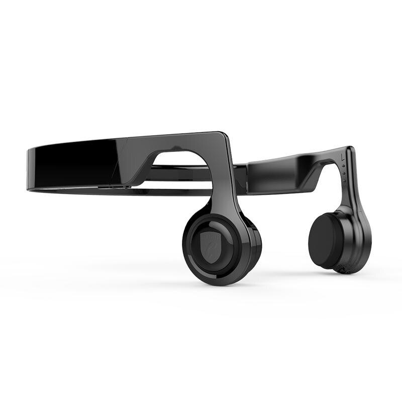ФОТО Hot Bone conduction bluetooth stereo headset wireless headphones sports runing headphones earphone with microphone For phone