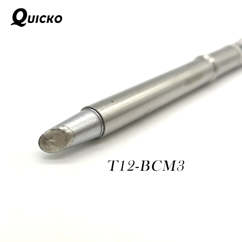T12-BCM3  Soldering Iron Tips With Excellent Quality FX951/FX 952 Soldering Station,FM2027/FM2028 Iron