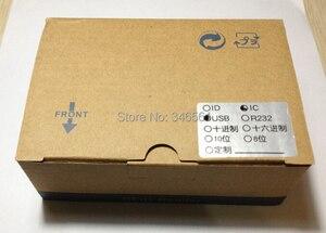 Image 4 - 13.56Mhz RFID Card Reader USB Proximity Sensor Multi Formats Adjust + 2pcs F08 1K White Access Cards