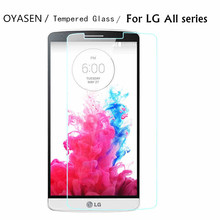 UltraThin Real Premium Tempered Glass Film Screen Protector For LG G3 mini G4 stylus G5 nexus 5 5X Protective Film+ Cleaning Kit