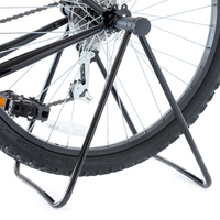 Universal Bike Repair Stand Bicycle Stand Triple Wheel Hub Kickstand Storage Rack Bike Parking Holder Folding Bicycle Accessorie