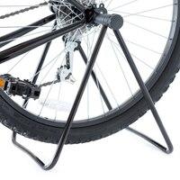 Universele Bike Reparatie Stand Fiets Stand Triple Wielnaaf Kickstand Opbergrek Bike Parking Houder Vouwfiets Accessorie