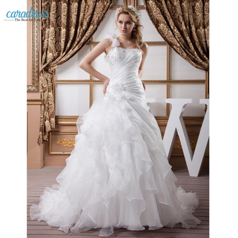 Aliexpress Com Buy Vestido De Noiva 2017 A Line Beach: Aliexpress.com : Buy 2017 Elegant White A Line Wedding