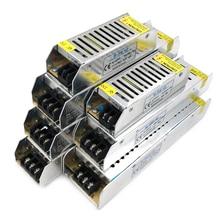 Led Power Supply 12 V Volt DC 12V LED Driver 12V Power Supply Adapter 12V Lighting Transformers Driver LED trafo 36W 100W цена и фото