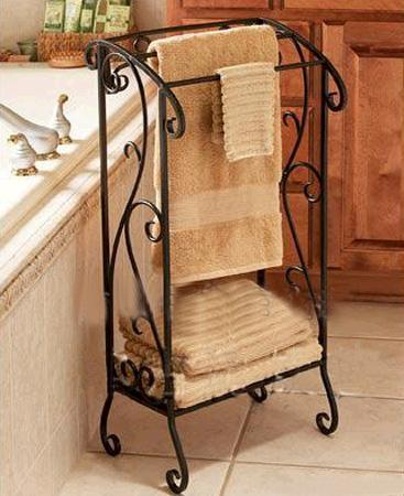 Gentil Special Iron Towel Rack Bathroom Rack Wrought Iron , Wrought Iron Towel  Rack Bathroom Racks Spot