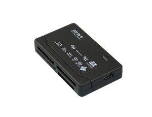 Image 4 - All In Oneการ์ดหน่วยความจำภายนอกUSB Cardreader SD SDHC Mini Micro M2 MMC XD CF ReaderสำหรับMP3,ดิจิตอลกล้อง