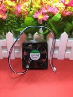 SUNON EC60151B3 Q00U Q99 DC12V 6cm 6015 60*60*15MM 0.59W 4 wires double ball bear cooling fan
