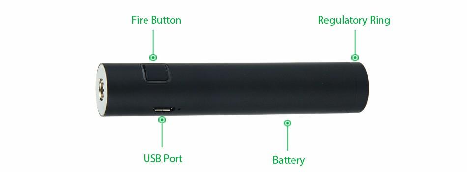 Joyetech eGo Twist+ Kit with CUBIS D19 Atomizer - 1500mAh4