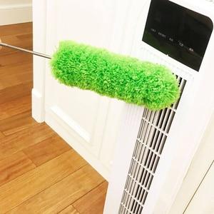 Image 5 - רך מיקרופייבר ניקוי מטלית מברשת אבק מנקה יכול לא לאבד שיער סטטי אנטי לאבק מברשת ביתי ניקוי כלים