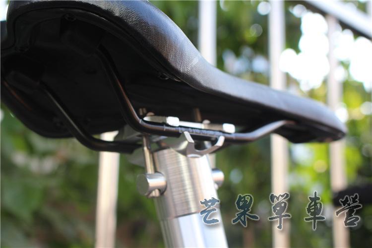 "HTB13duFXOLrK1Rjy1zdq6ynnpXaN Fnhon CR-MO Steel Folding Bike 16"" Minivelo Mini velo 9 Speed Bike  Bicycle overall bike V Brake"
