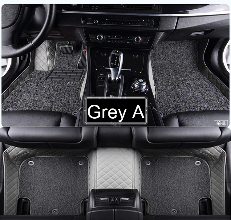 Refreshment Straightforward Car Car Floor Mats For Chevrolet Captiva Epica 5d Car-styling Heavy Duty Rugs Accessories Liners Carpet 2006-