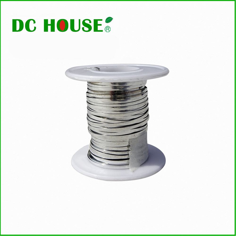 Hot* 100 feet Solder covered tabbing WIRE connect solar cells solar panel DIY 2mm width,high quality and free shipping