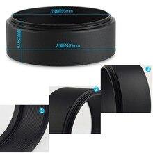 95mm 95 mm Metal Lens Hood for Samyang 500mm F/6.3 Mirror Tele Reflex Lens metal