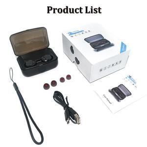 Image 5 - Auriculares TWS, inalámbricos por Bluetooth 5,0, auriculares inteligentes con micrófono y cancelación de ruido, auriculares a prueba de agua ipx8