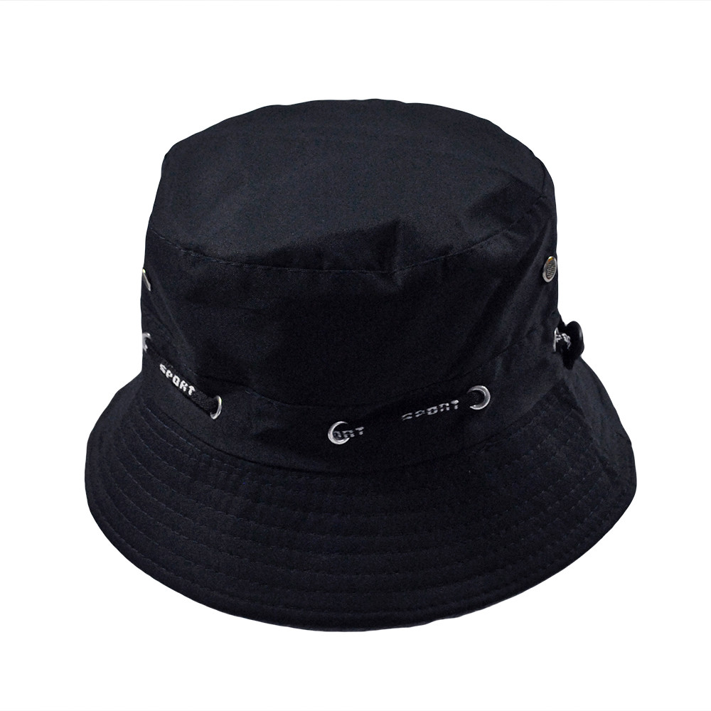 Outdoor Bucket Hat Cap Cotton Fishing Hunting Summer Visor Camouflage Hat Cap//YL