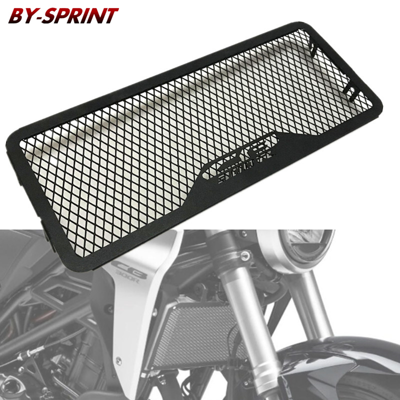 CB300R Water Tank Guard Motorcycle Accessories For HONDA CB 300R CB300 R 2018 Stainless Steel Radiator