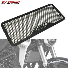 CB300R Water Tank Guard Motorcycle Accessories For HONDA CB 300R CB300 R 2018 Stainless Steel Radiator Grille Protection Guard(China)