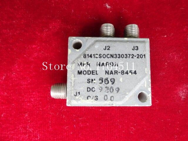 [BELLA] The United States Imported NARDA NAR-8454 SMA RF RF Coaxial Double Balanced Mixer