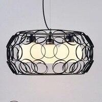 Creative Globe Earth Iron Pendant Lamp Edison Bulb for Kitchen Dining Room Restaurant Decoration