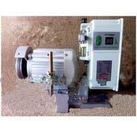 220v 400W Brushless Energy Saving Servo Motor for Industrial sewing machine energy saving motors,brushless speed motor 0 4500RPM