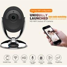 Vstarcam C93 C7893WIP HD 720 P мини беспроводная ip-p2p камеры P / T ночного видения ir-cut встроенный динамик мини камеры видеонаблюдения