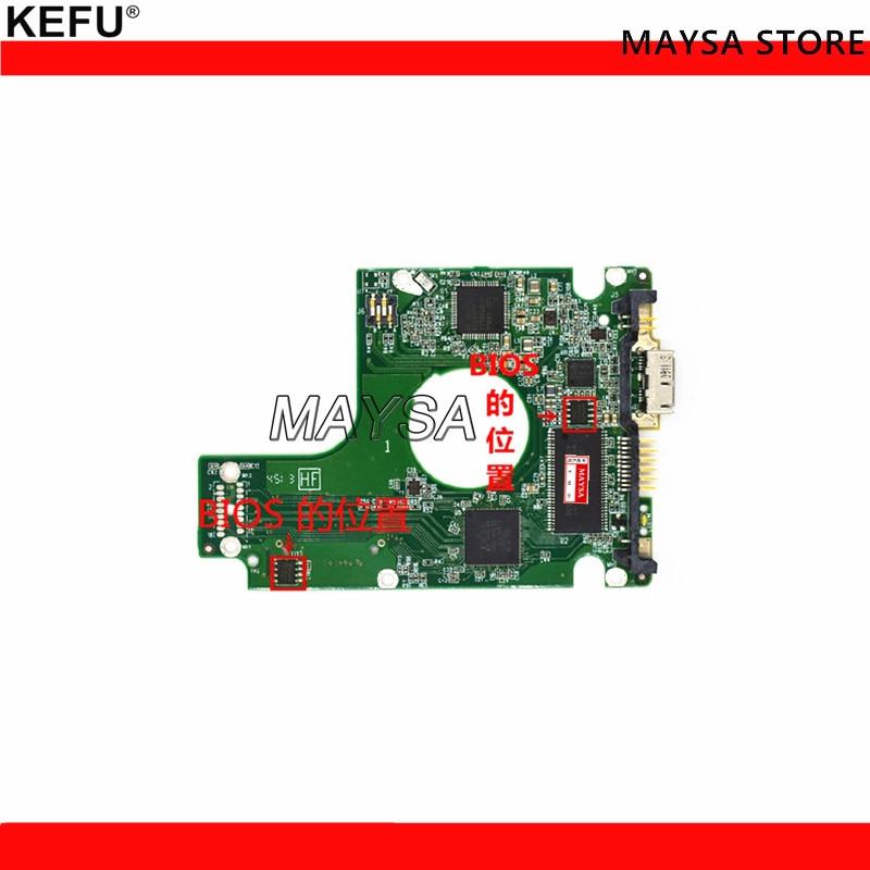 HDD PCB USB 3.0 / 2060-771961-001 REV A ,2060-771961-001 REV B / 771961-F01 , 771961-101 , 771961-G01 /WD5000BMVW WD10JMVW