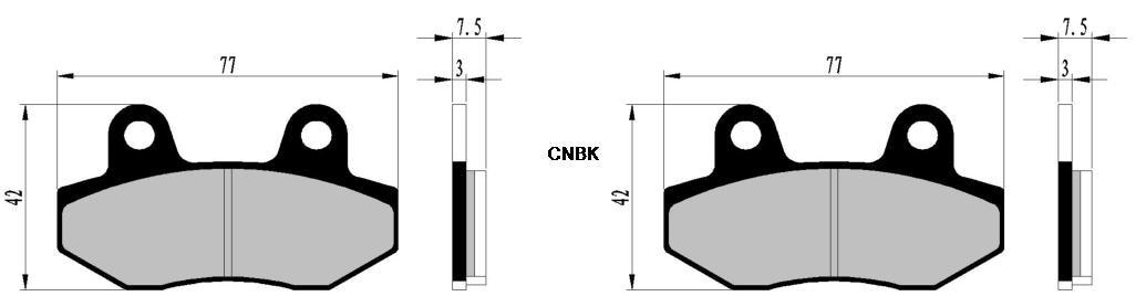 G9B Mercury Quicksilver 53-823795 1 Retaining Ring OEM New Factory Boat Parts
